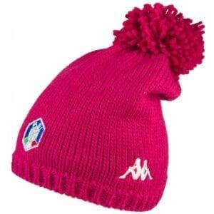Cappello Cuculo 6Cento Flock3 FISI rosso